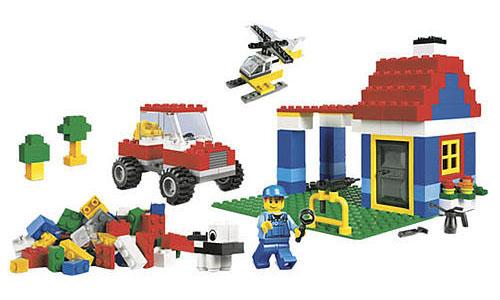 купить LEGO Bricks & More Pink Brick модель 4625