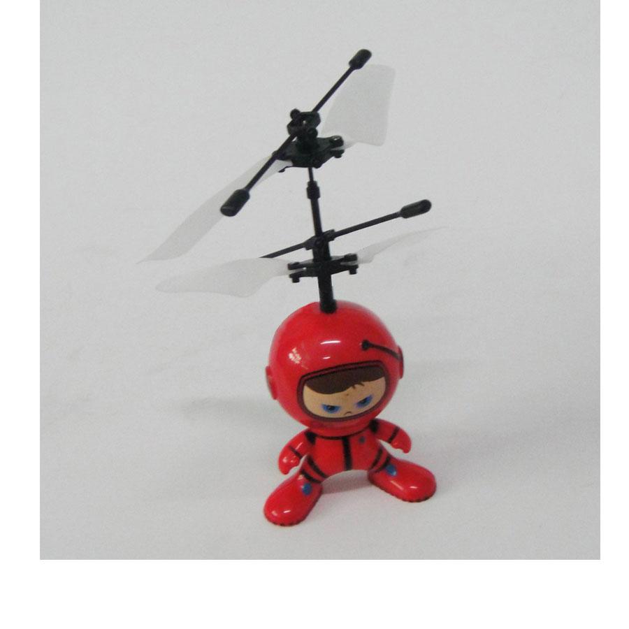 Летающий Космонавт (красный)
