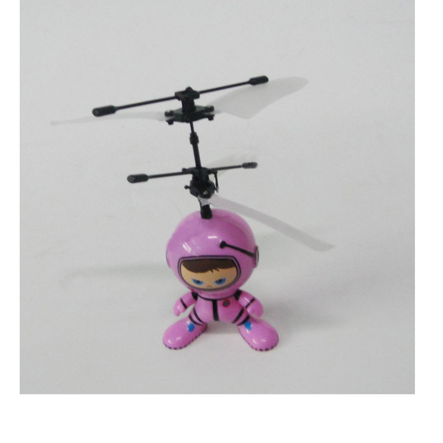 Летающий Космонавт (фиолетовый)