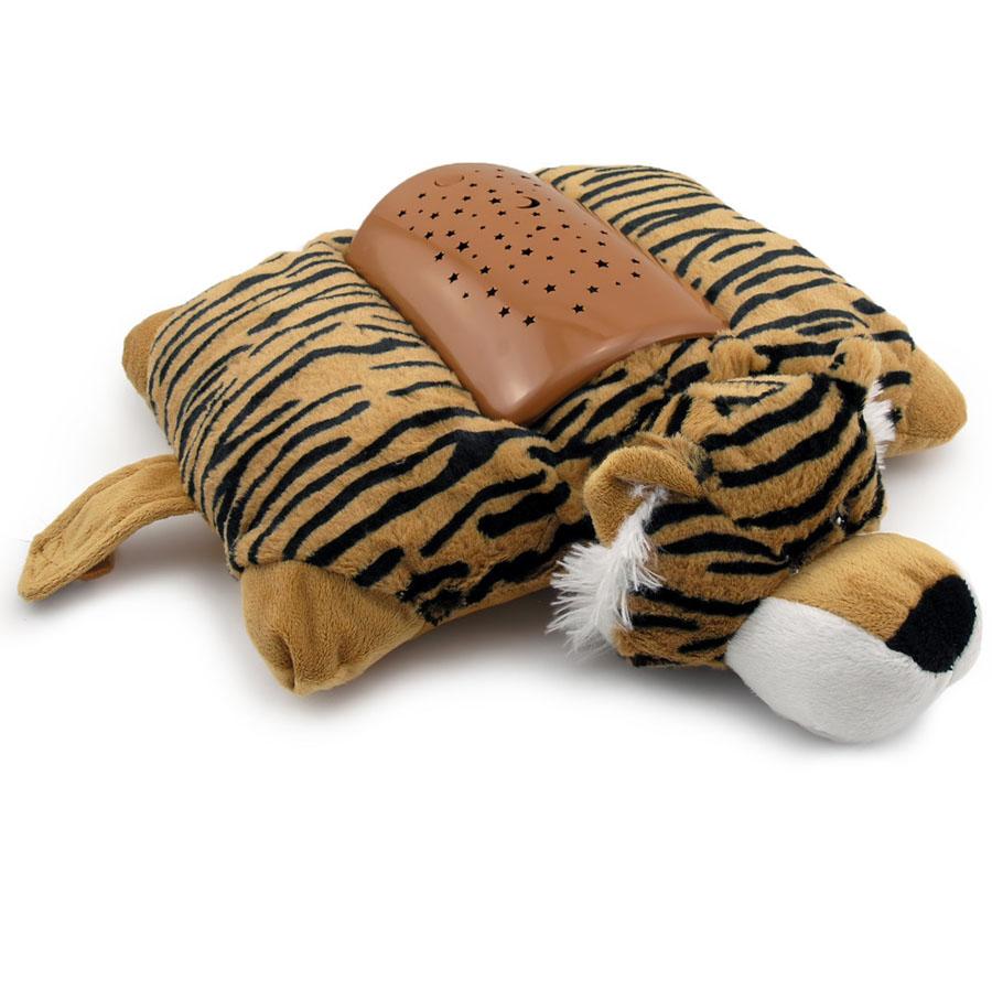 Тигр ночник проектор «Звездное небо»